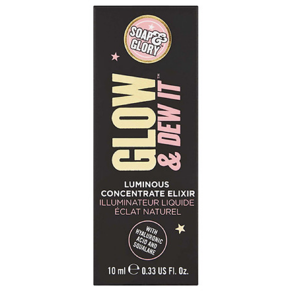 Soap & Glory Glow & Dew It Luminous Concentrate Elixir