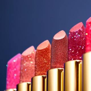 Revolution Pro Diamond Lustre Crystal Lipsticks