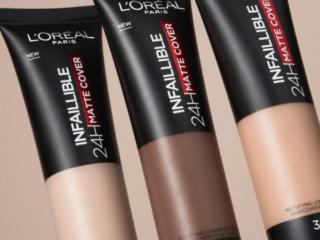 L'Oréal Infallible 24h Matte Cover Foundation