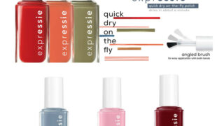 Essie ExprEssie Quick Dry Nail Color Nail Polish Collection