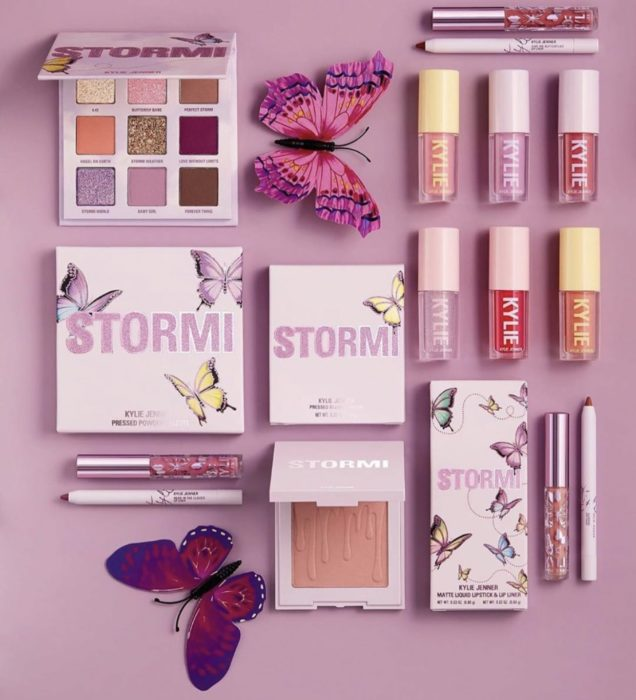 Kylie Cosmetics Stormi Collection