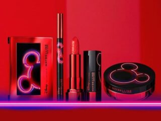 Maybelline x Disney Mickey Mouse Electric Parade Collection