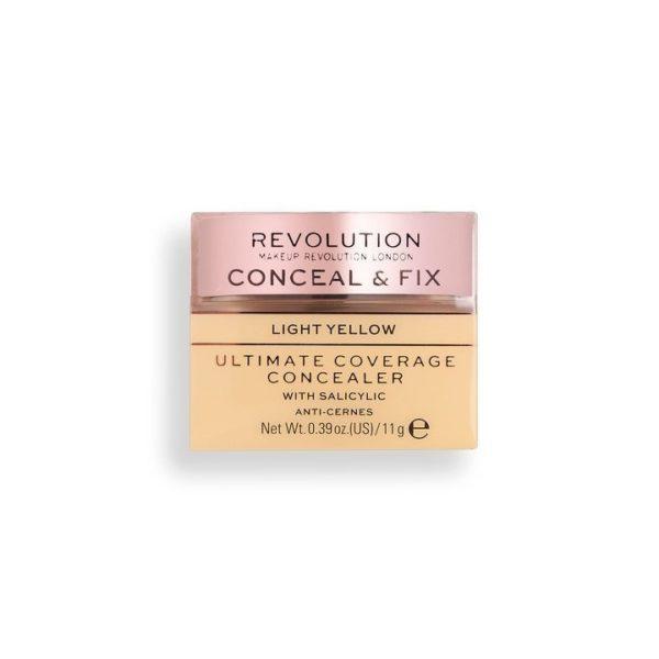 Revolution Conceal & Fix Ultimate Coverage Concealer