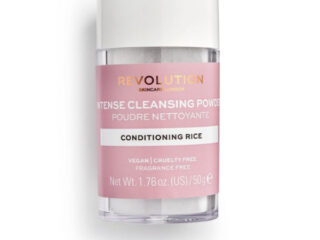 Revolution Conditioning Rice Powder Cleansing Powder - Dermalogica Microfoliant Dupe