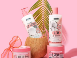 Soap and Glory Clean-a-Colada Hydrating Body Wash