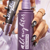 Urban Decay All Nighter Ultra Matte Long Lasting Makeup Setting Spray