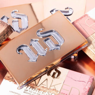 Urban Decay Stay Naked Threesome Makeup Palette
