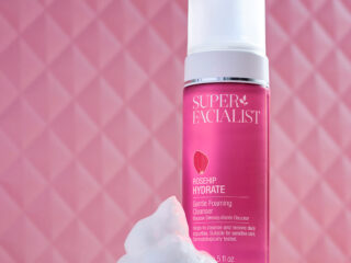 Super Facialist Rose Gentle Foaming Cleanser