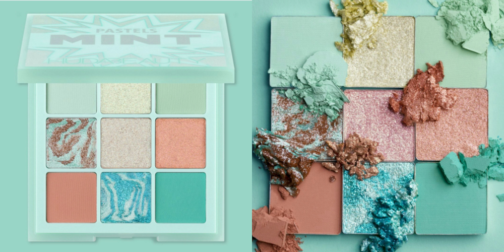 Huda Beauty Pastels Obsessions Palettes