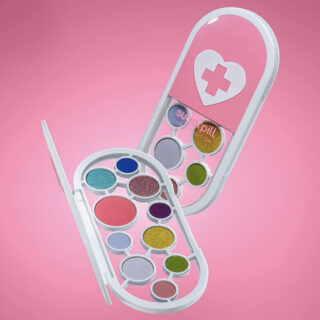 Sugarpill Capsule Collection Pink Edition Eyeshadow Palette