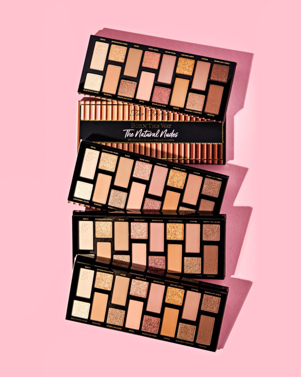Too Faced Born This Way The Natural Nudes Eye Shadow Palette