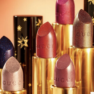 Gucci Beauty Rouge a Levres Gothique Lipstick Collection