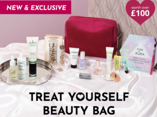 Feelunique Treat Yourself Beauty Bag Goody Bag 2020