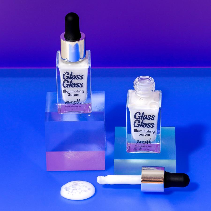 Barry M Glass Gloss Illuminating Serum