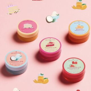 I Heart Revolution Lip Mask and Balm Collection
