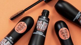 Essence Bye Bye Panda Eyes Smudge Proof Volumizing & Defining Mascara