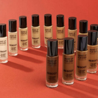 Makeup Forever Reboot Active Care Revitalizing Foundation