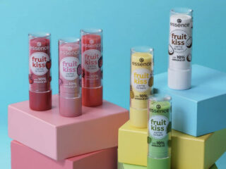Essence Fruit Kiss Caring Lip Balms
