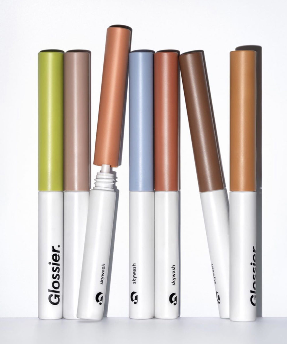 Skywash Sheer Matte Lid Tint by Glossier #5