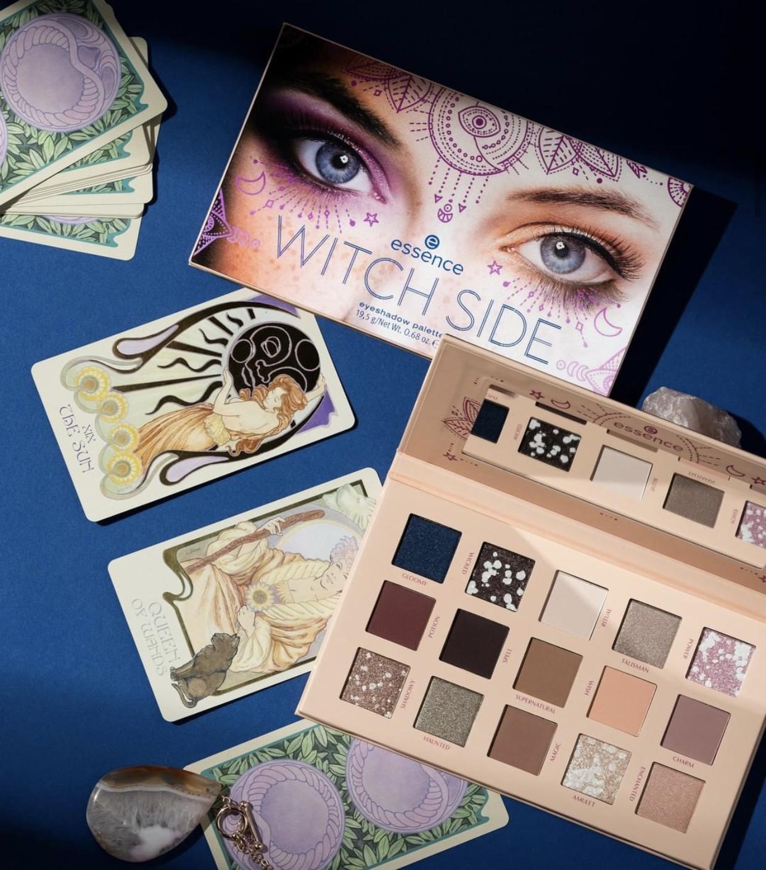 Essence Witch Side Eyeshadow Palette