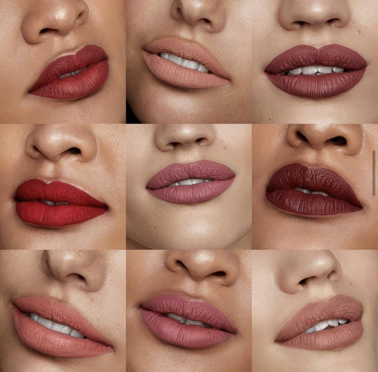 Essence Stay 8h Matte Liquid Lipstick