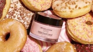 Revolution x Jake Jamie Strawberry Donut Face Mask