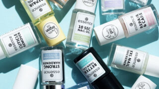 Essence New Nail Care Collection