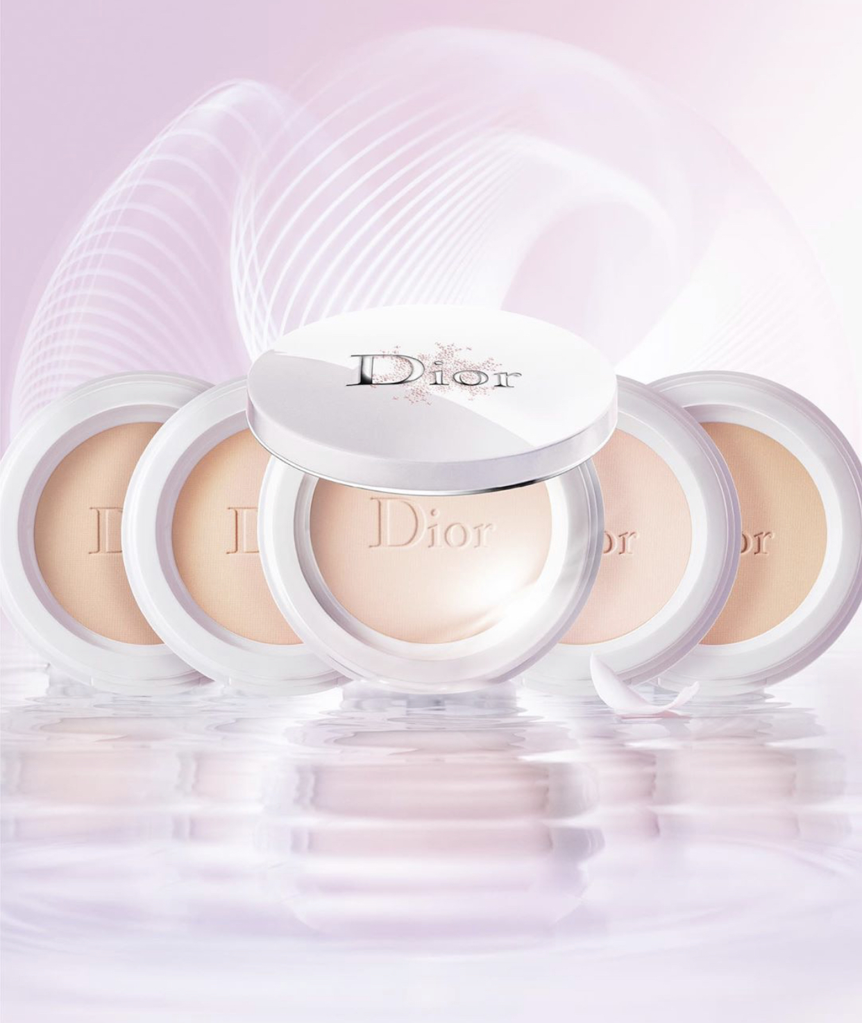 DIOR DiorSnow Perfect Light Glow Cushion Foundation