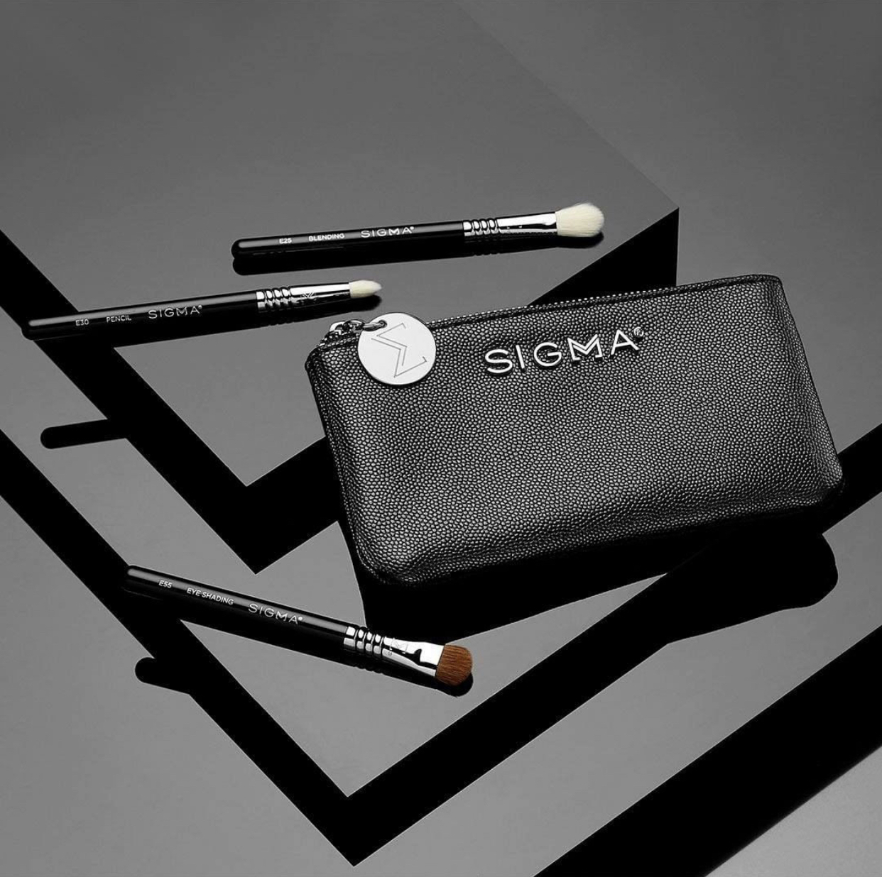 Sigma Glam n Go Mini Eye Brush Set