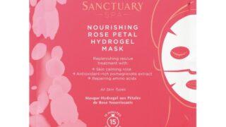 Sanctuary Nourishing Rose Petal Hydrogel Mask