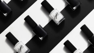 Lights Lacquer Black and White Bundle