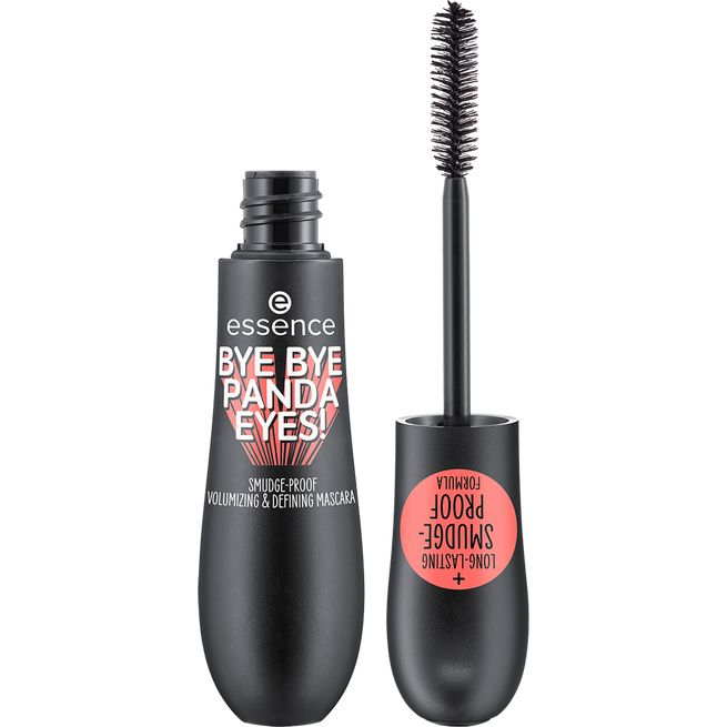 Essence Bye Bye Panda Eyes Smudge Proof Volumizing & Defining Mascara