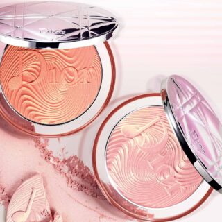DIOR DiorSkin Nude Luminizer Glow Vibes Highlighter