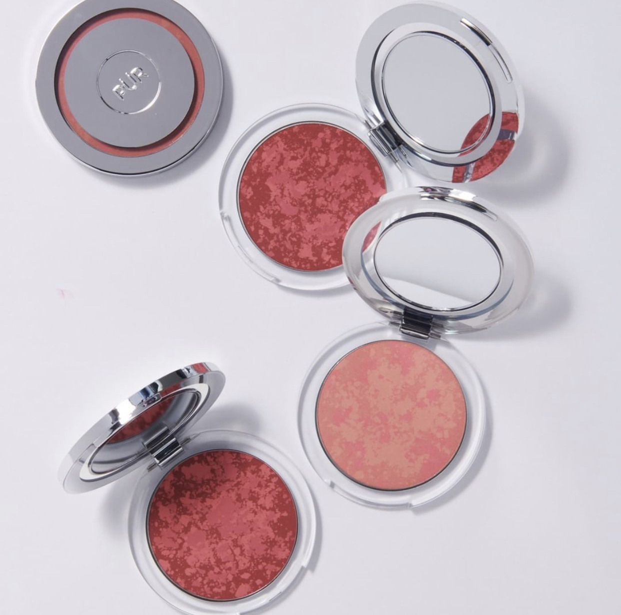 PUR Cosmetics Blushing Act Skin Perfecting Powders