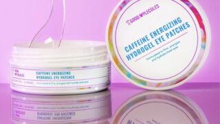 Good Molecules Caffeine Energizing Hydrogel Eye Patches