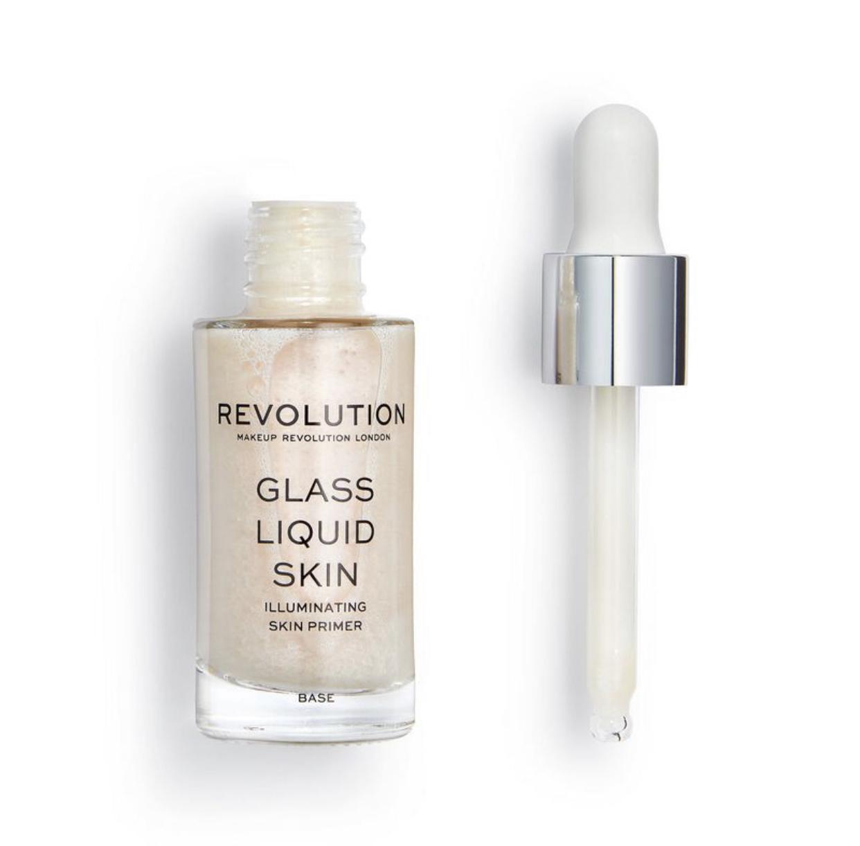 Revolution Glass Liquid Skin Illuminating Primer Serum