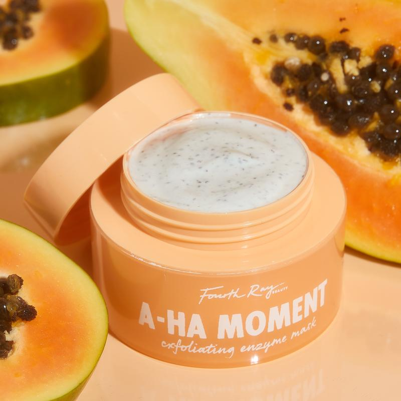 Fourth Ray A-Ha Moment Exfoliating Enzyme Mask