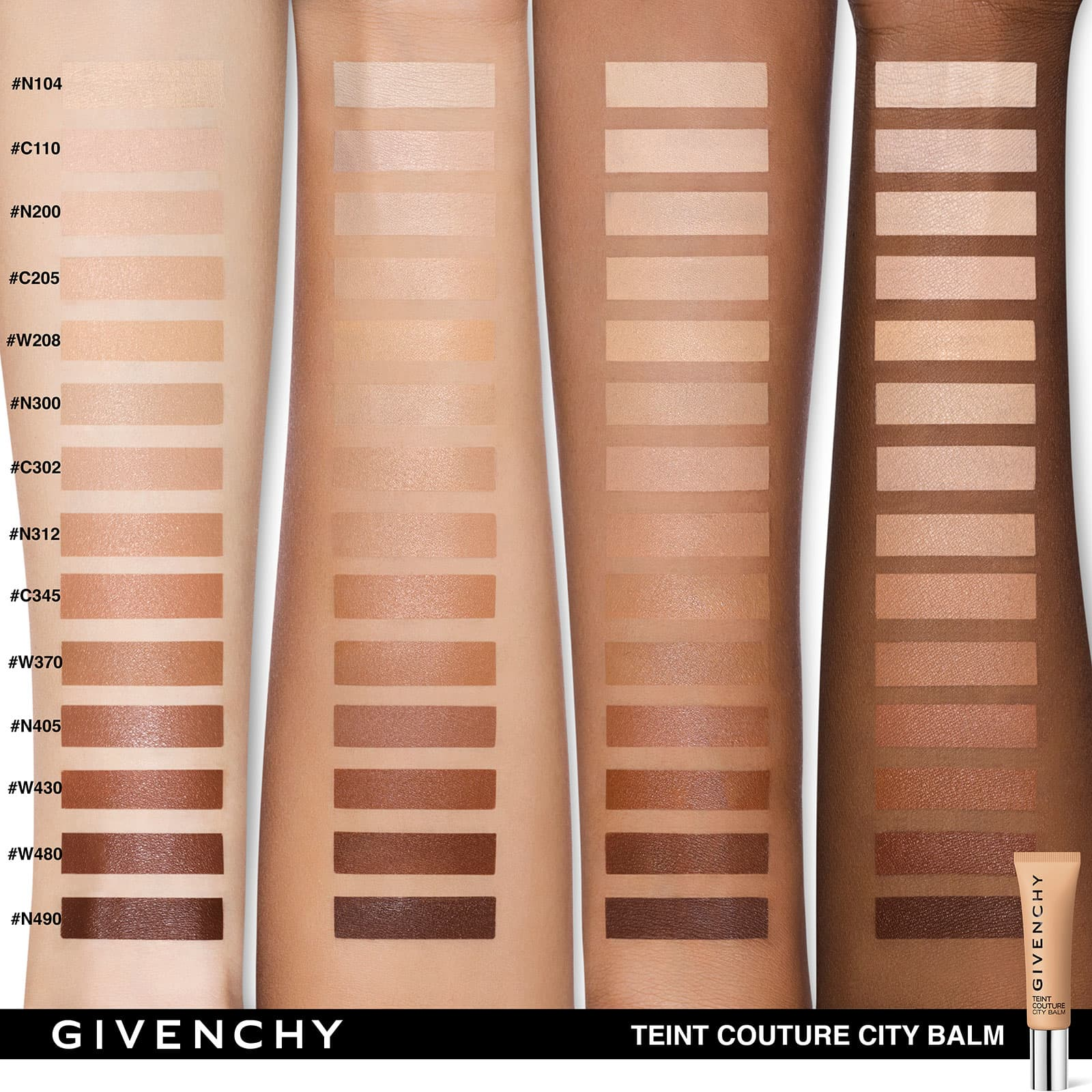 Givenchy Teint Couture City Balm Foundation