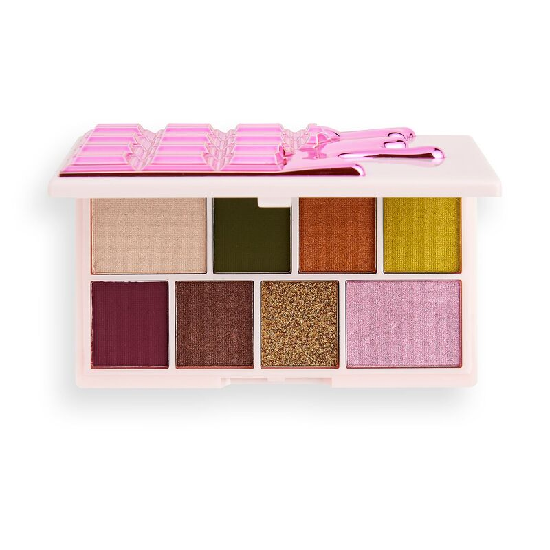 I Heart Revolution Turkish Delight Mini Chocolate Shadow Palette