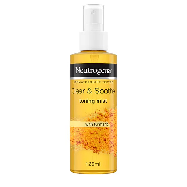 Neutrogena Clear & Soothe Toning Facial Mist