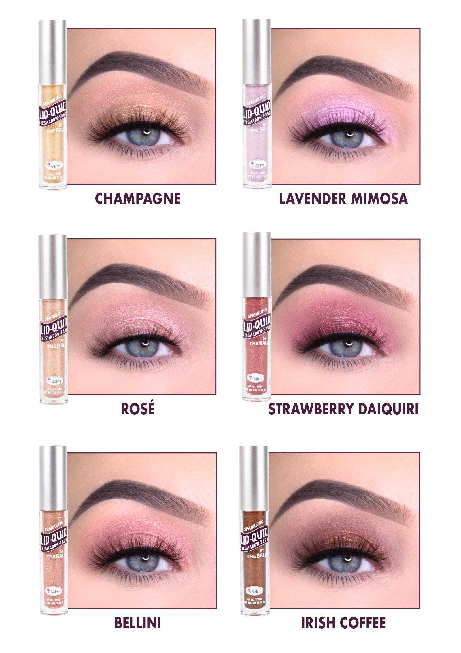 theBalm Lid-Quid Sparkling Liquid Eyeshadow