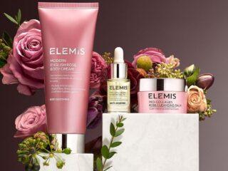Elemis Rose Radiance Collection Gift Set