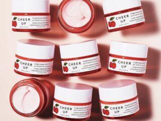 Farmacy Cheer Up Brightening Vitamin C Eye Cream