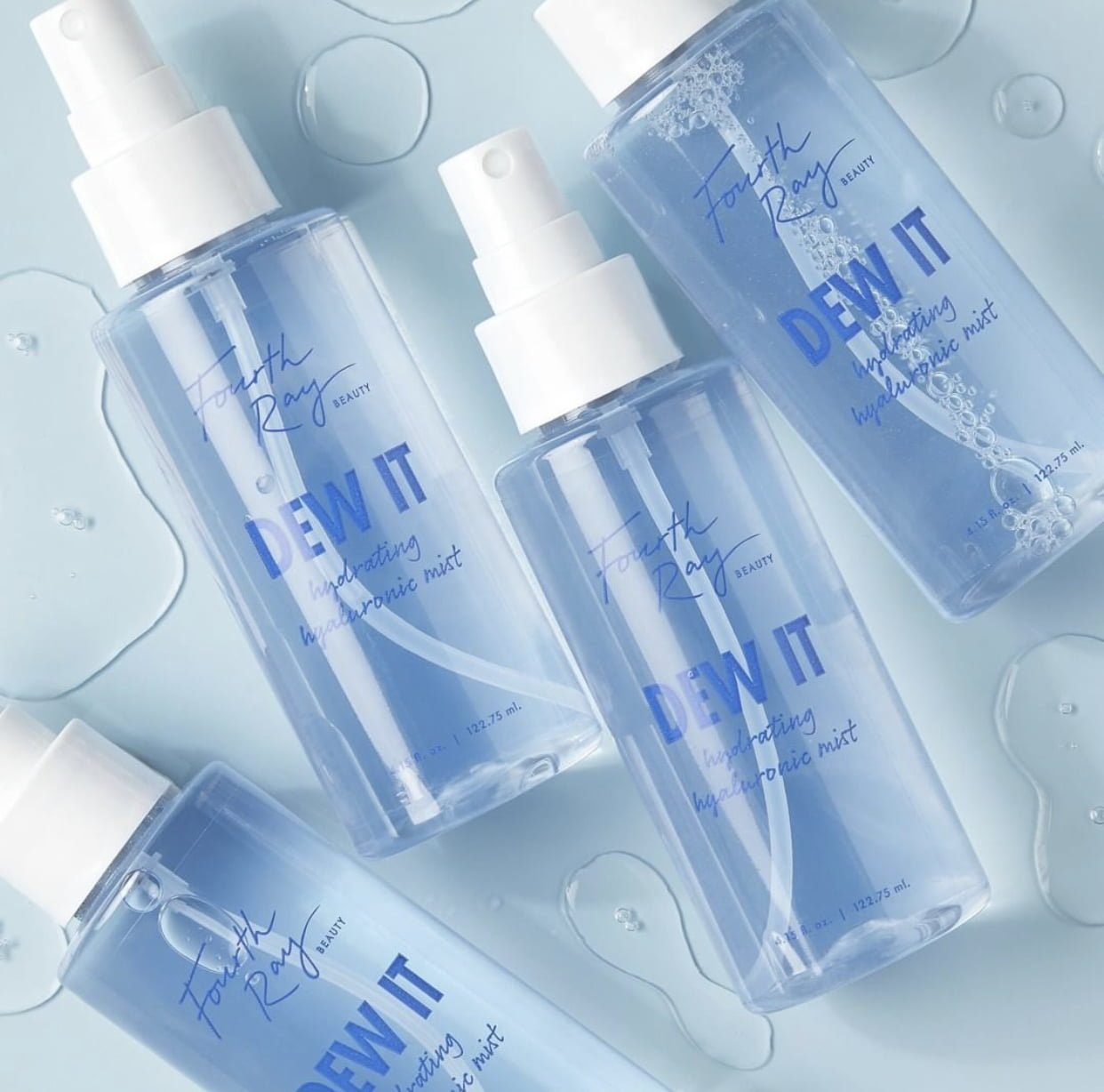 Fourth Ray Beauty Dew It Hydrating Hyaluronic Face Mist