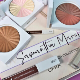 OFRA x Samantha March Collection