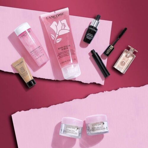 Lancome x Boots Gift With Purchase March 2020