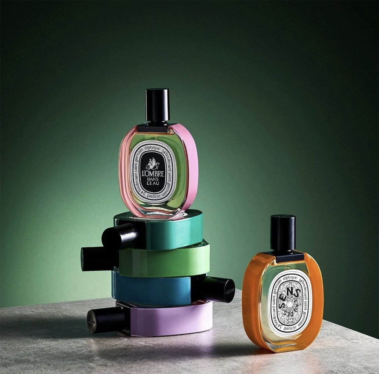 Diptyque Impossible Bouquets Collection