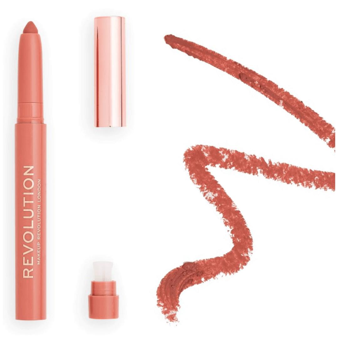 Revolution Velvet Kiss Lip Crayon