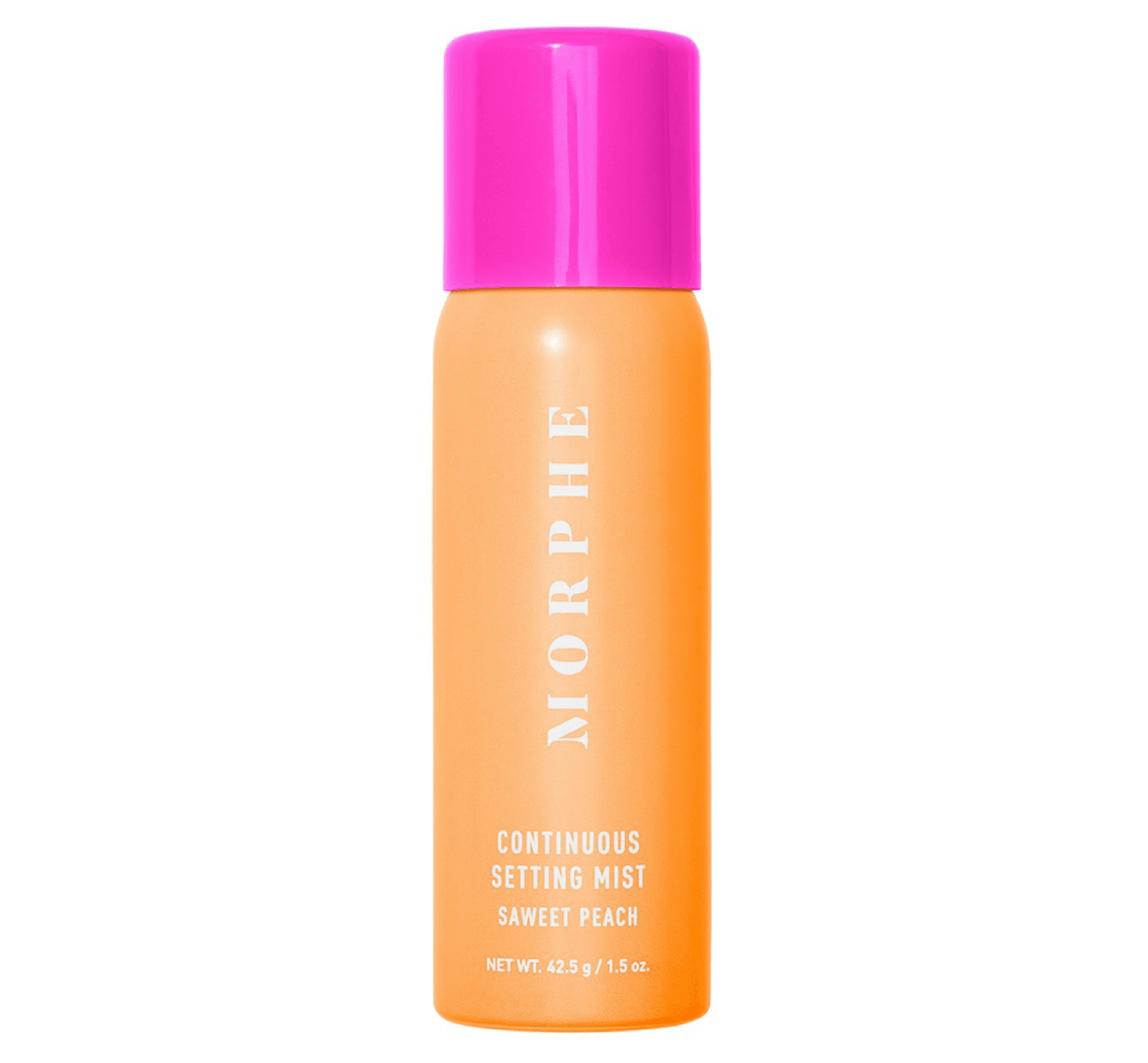 Morphe Saweet Peach Mini Continuous Setting Mist