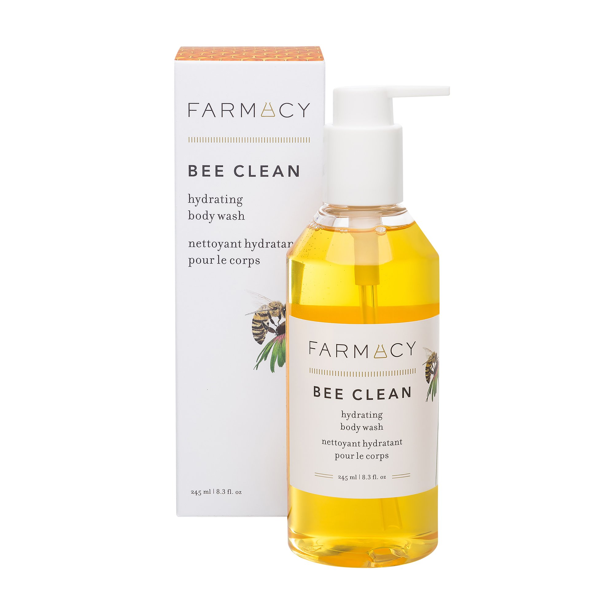 Farmacy Bee Clean Hydrating Body Wash